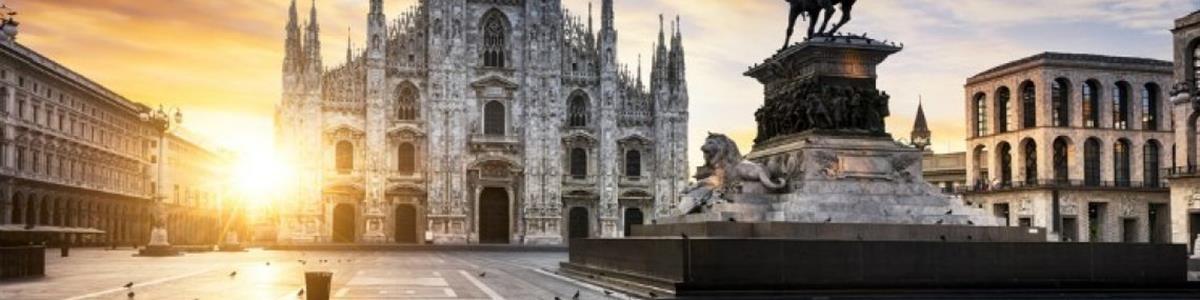 3 paradas obrigatórias em Milão