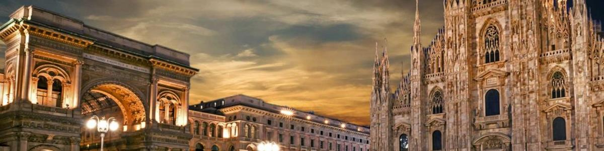 Milão, capital da moda